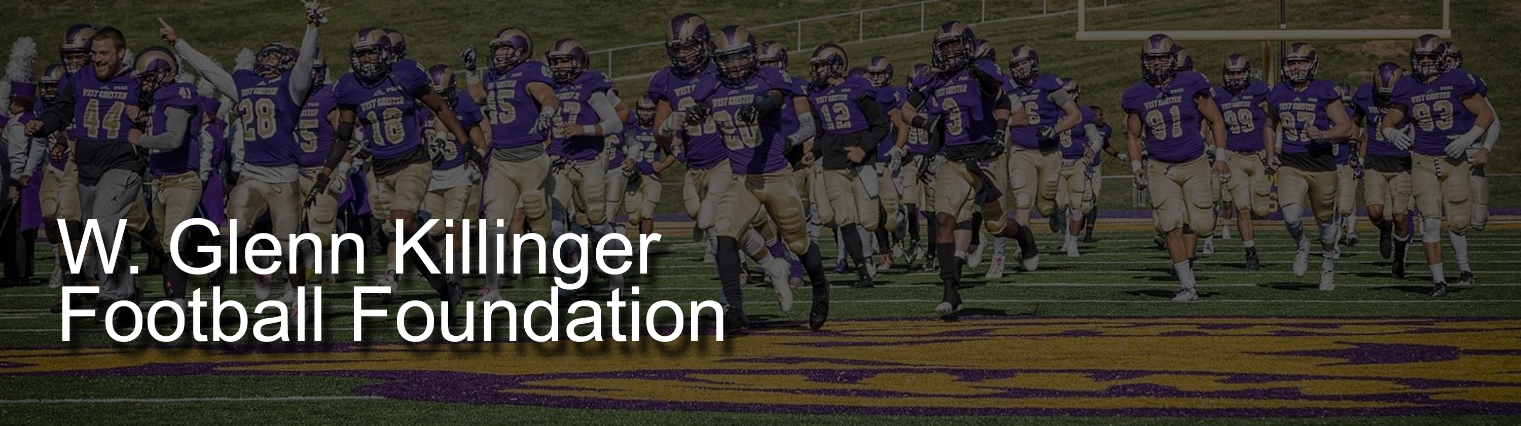 Killinger Football Foundation